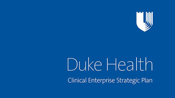 Clinical Enterprise Strategic Plan
